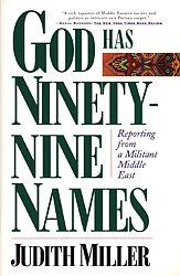 Cover of God Has Ninety-Nine Names
