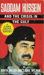 Cover of Saddam Hussein and the Crisis in the Gulf